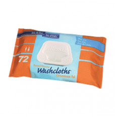 """Attends Washcloth Large 8"""" x 12-1/2"""" [Pack of 72]"""