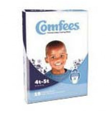Comfees Boy Training Pants - Size 4T-5T (Case of 114)