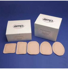 """Ampatch Style G-3 with 1 1/2"""" Round Center Hole (Box of 50)"""