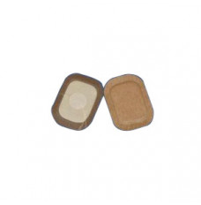 """Ampatch Style MG-3 with 1 1/4"""" Round Center Hole (Box of 50)"""