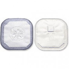 """Stoma Cap with Porous Cloth Tape Adhesive 2"""""""" Opening 4-1/4"""""""" (Box of 30)"""