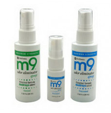 M9 Odor Eliminator Spray 8 oz. Pump Spray, Unscented [Bottle of