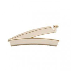 Drainable Pouch Clamp, Beige (Box of 20)