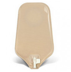 """Esteem synergy 2-Piece Urostomy Pouch Fits Stoma Size 1-1/4"""" to 1-3/4"""", Opaque (Box of 10)"""