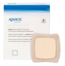 "Aquacel Foam Adhesive 3"" x 5"" (Box of 10)"