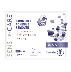Sensi-Care Sting Free Adhesive Remover Wipe, Fragrance and Dye F
