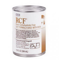 RCF Soy Formula With Iron, Retail 13oz. Can (Case of 12)