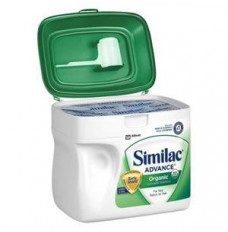 Similac Advance Organic with Iron 1.45 lb. Powder, Unflavored (Each)