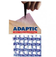 "Adaptic Non-Adhering Dressing 3"" x 8"" Sterile 3's [Pack of 3]"