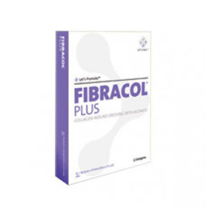 """Fibracol Plus Collagen Dressing 3/8"""" x 3/8"""" x 15-3/4"""" (Package of 6)"""