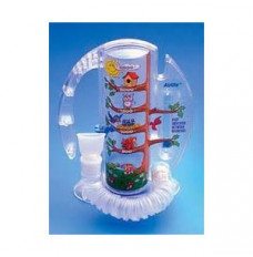 AirLife Pediatric Volumetric Incentive Spirometer with One-Way Valve, 2500 mL Capacity (Each)