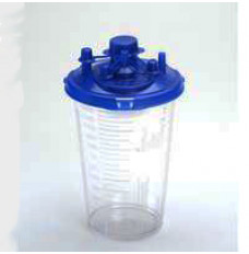 Canister 1200cc with locking lid [1 Each (Single)]