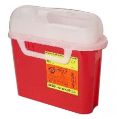Guardian Sharps Container Side Entry 5.4 Qt, Pearl (Each)