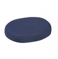 """Molded Foam Ring Cushion 18"""" Navy, Washable Cover (Each)"""