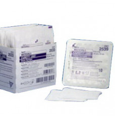 "Curity AMD Antimicrobial Gauze Sponge 2"" x 2"" [Tray of 50]"