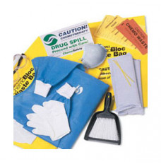 ChemoPlus Chemo Spill Kit with Poly-coated Maximum Protection Gown (Each)