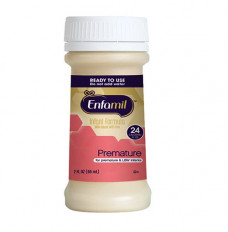 Enfamil Premature with Iron Nursette, 24 Cal, Ready to Use, 2 oz (Case of 48)