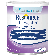 Resource Thickenup Instant Unflavored Food Thickener 8 oz. Can [