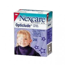 Nexcare Opticlude Eye Patch Jr 20's (Box of 20)