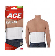 Ace Lumbar Support with Six Rigid Stays, One Size (Each of 1)
