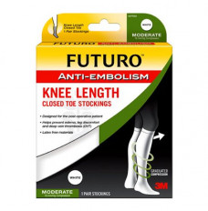 FUTURO Anti-Embolism Knee Length Stockings, Extra Large (Each of 1)
