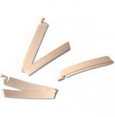 Drainable Pouch Clamps, Pkg Of 3 (Package of 3)