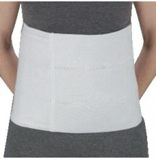 "12"" Abdominal Binder, 4-Panel, 46""-62"",Med/Large [1 Each (Single"