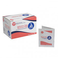 Adhesive Tape Remover Pad (Case of 1000)