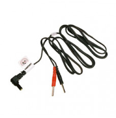 "Lead Wires for use with TENS, EMS and IF 48"" [1 Pair] (Special O"