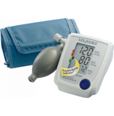 Upper Arm Blood Pressure Monitor with Large Cuff [1 Each (Single