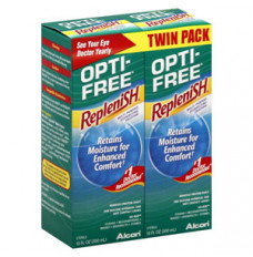 Alcon Opti Free Replenish 2 x 10 oz. Twin Pack (Each of 2)
