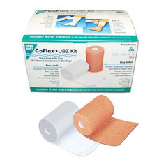 """CoFlex UBZ Two Layer Unna Boot with Zinc, 3"""" x 7 yd (Box of 1)"""