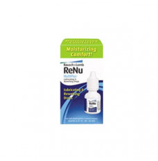 ReNu Multiplus Contact Lubricating and Rewetting Drops, 0.27 oz. (Case of 24)
