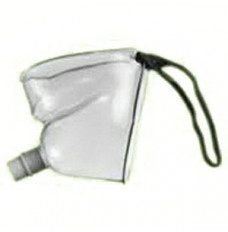 Face Tent Mask, Adult w/Elastic Strap (Case of 50)