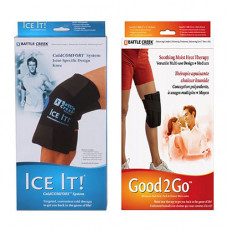 Knee Pain Kit with Moist Heat and Cold Therapy (Each of 1)