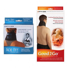 Neck Pain Kit with Moist Heat and Cold Therapy (Each of 1)