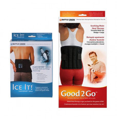 Back Pain Kit with Moist Heat and Cold Therapy (Each of 1)