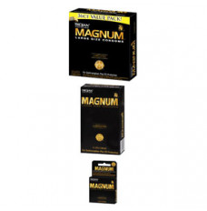 Trojan Magnum Lubricated Condom (36 Count) (Each of 36)