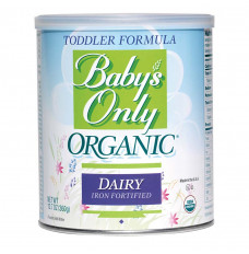 Baby's Only Organic Dairy Toddler Formula,12.7 oz. (Each of 1)