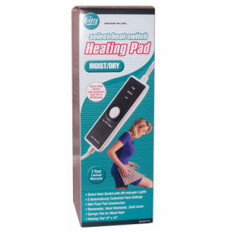 "Heating Pad Moist/Dry, 14"" x 12"" (Each of 1)"