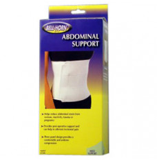Bell-Horn Abdominal Support, 2X-Large/3X-Large, White (Each of 1)