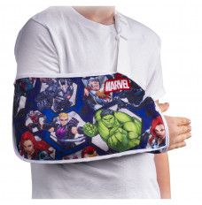 DonJoy Advantage Marvel Arm Sling, Youth, Avengers (Each of 1)