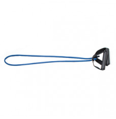 """CanDo Tubing with Handles Exerciser, Blue Heavy, 48"""" (Each)"""