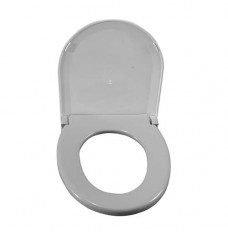 Replacement Toilet Seat with Lid, Oversized (Each of 1)
