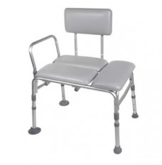 Knock Down Padded Transfer Bench (Case of 1)