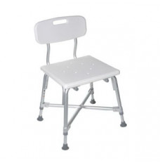 Deluxe Bariatric Bath Bench with Cross Frame Brace (Each of 1)