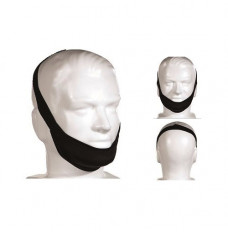 Deluxe Chinstrap III Over Ear, Black, Adjustable, X-Large (Each)