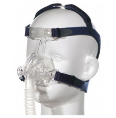 Nonny Pediatric Mask Small Kit with Headgear, Size Small & Medium Exchangeable Cushions (Each of 1)