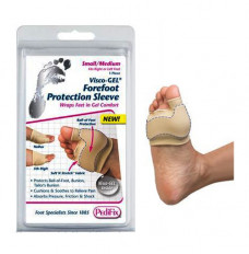 Visco-GEL Forefoot Protection Sleeve, Small/Medium (Each of 1)