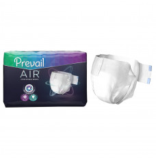 "Prevail Air Overnight, Size 1/M, 26""-48"" (Case of 96)"